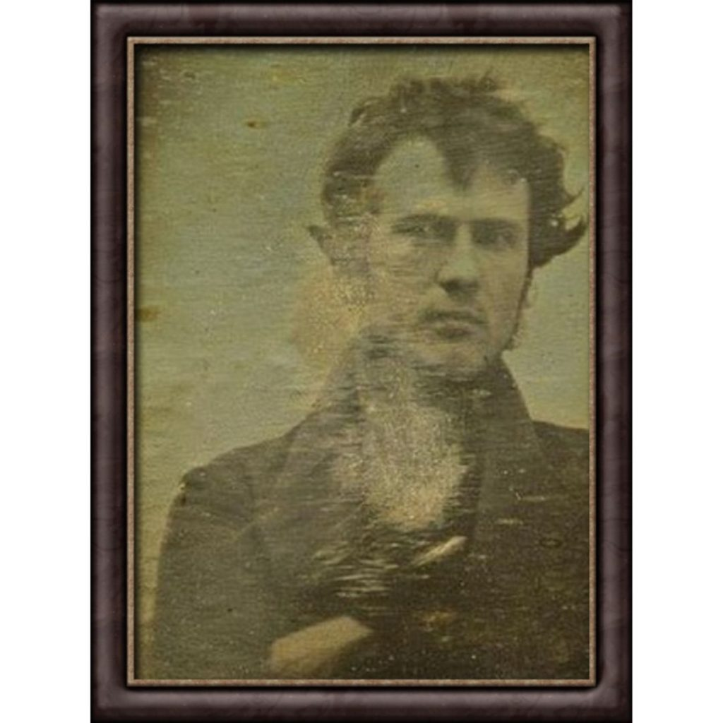 The World's First Selfie, Father of the selfie